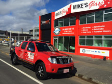 Mike Glass showroom Petone